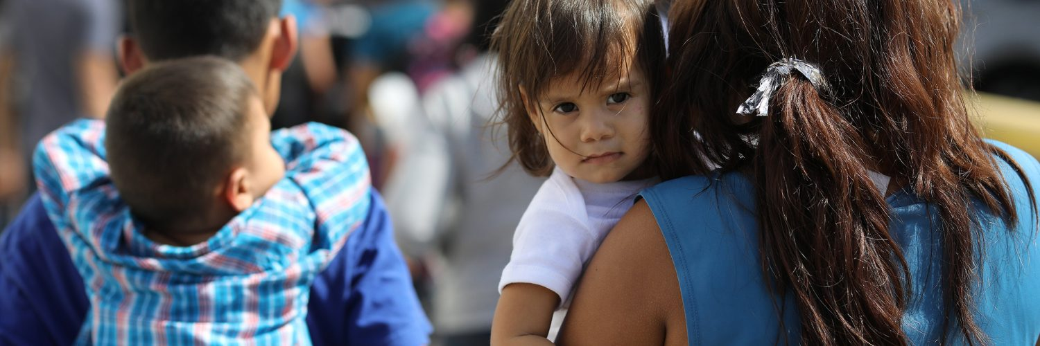 Children Cope with Immigration Stress